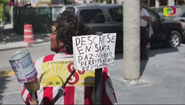 México: Muerte de 'Hijo del Perro Aguayo' conmociona al público