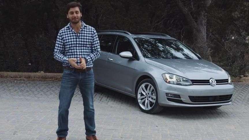 Video: Prueba Volkswagen Golf SportWagen 2015