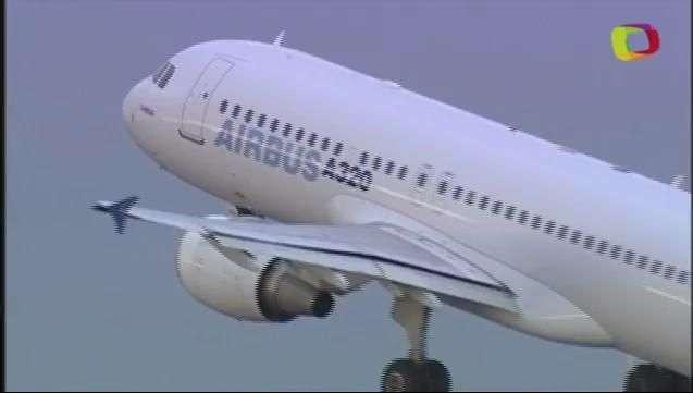 Avión se estrella en el sur de Francia