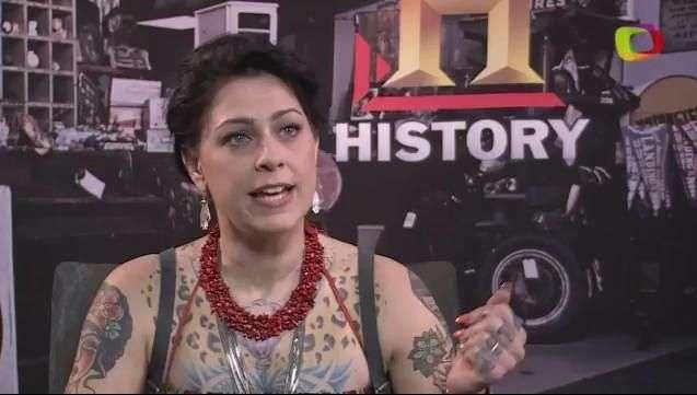 Danielle Colby habla sobre el show 'Cazadores de Tesoros'
