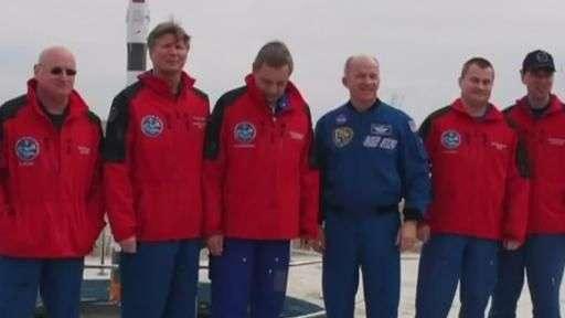 Viajarán al espacio durante 342 días en misión récord