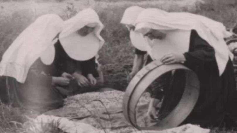 'Fe en secreto': Monjas confinadas de Checoslovaquia