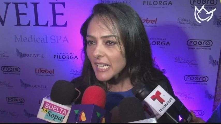 Andrea García mejor sola que mal acompañada