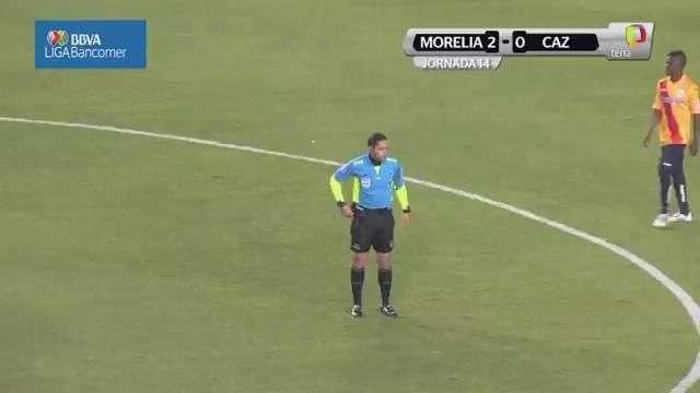 Jornada 14, Morelia 2-0 Cruz Azul, Clausura Mx, Liga Mx