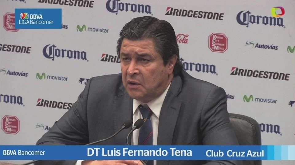 Jornada 14, Luis Fernando Tena, Morelia 0-2 Cruz Azul, Clausura 2015, Liga Mx