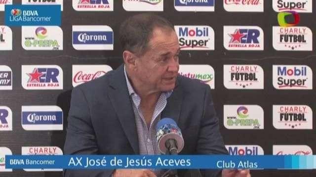 Jornada 14,  José de Jesús Aceves, Puebla 0-1 Atlas, Clausura 2014