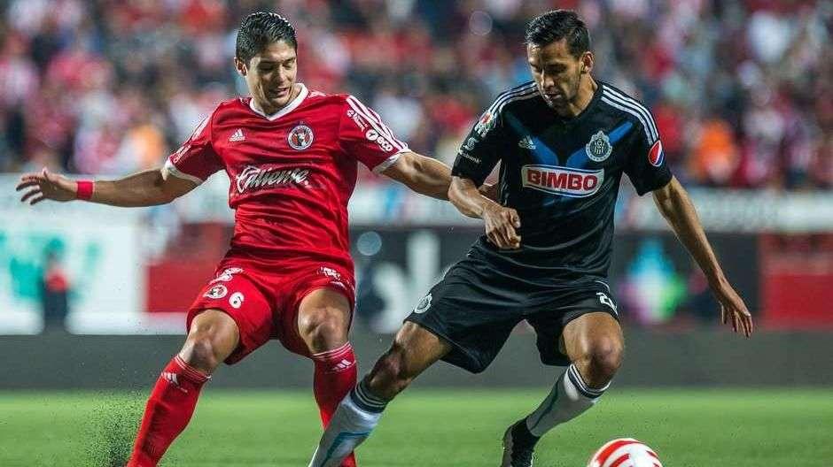 Jornada 14, Tijuana 1-1 Chivas, Liga Mx, Clausura 2015