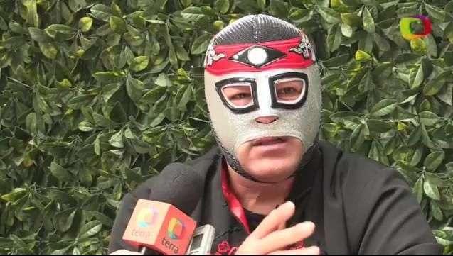 Octagón se arrepiente de haberse ido del CMLL