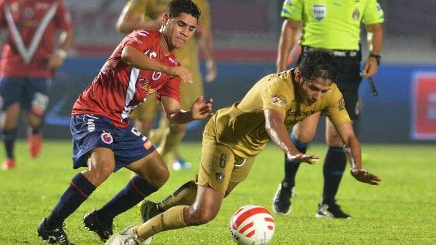 Jornada 15, Veracruz 3-3 Pumas, Liga Mx, Clausura 2015