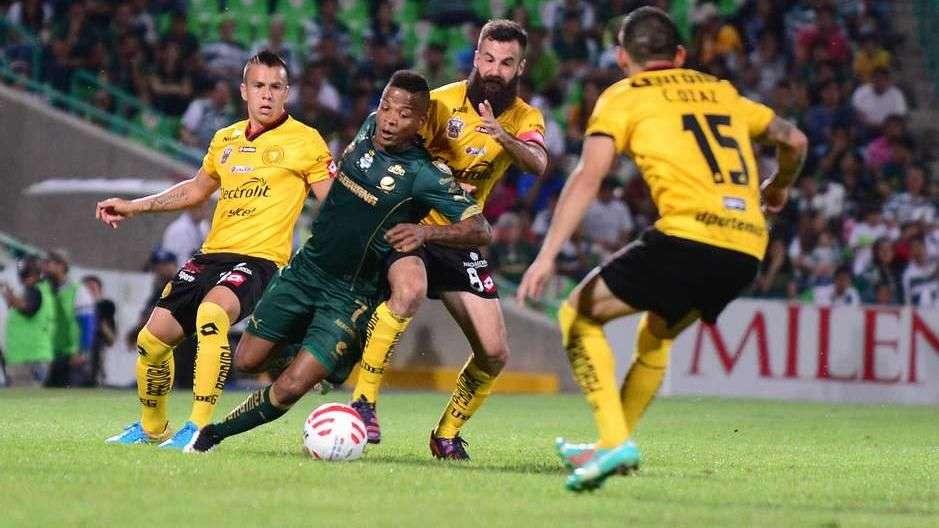 Jornada 15, Santos 1-0 Leones Negros, Liga Mx, Clausura 2015