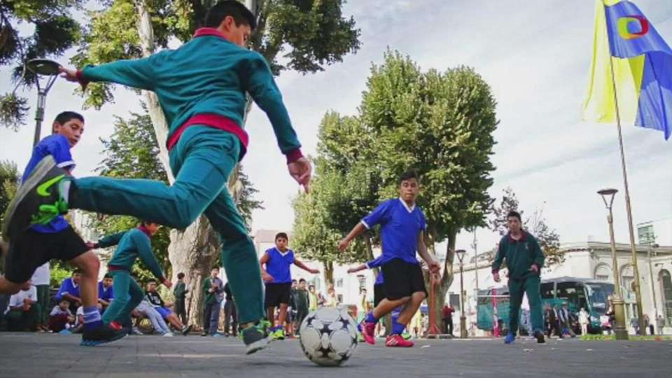 Copa América 2015: Sede Estadio Concepción