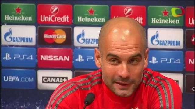 Guardiola no sabe cuál será su reacción ante el Barça