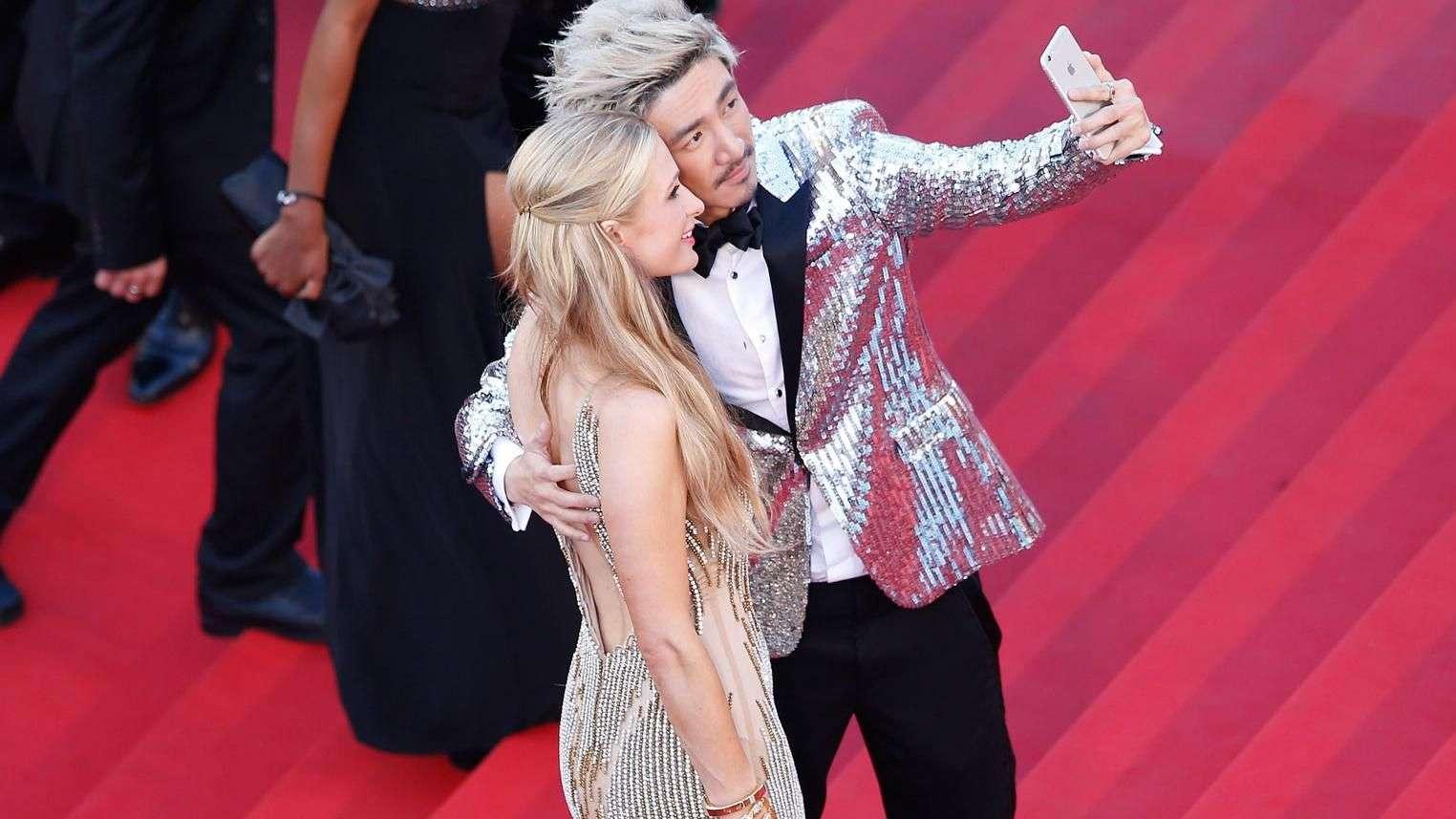 Paris Hilton's Big No-No at Cannes