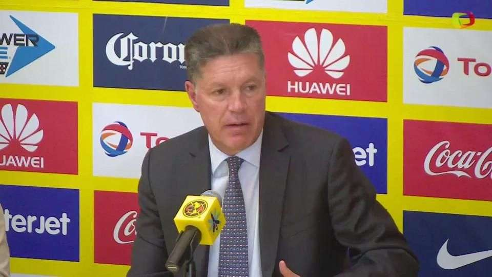 Peláez prefirió continuidad de jugadores que la de Matosas