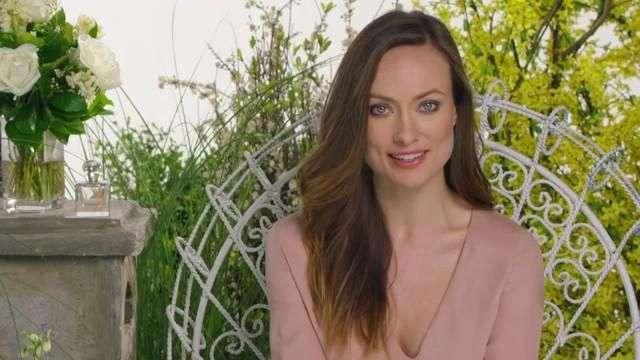 Olivia Wilde, guapísima como imagen de 'Daydream'
