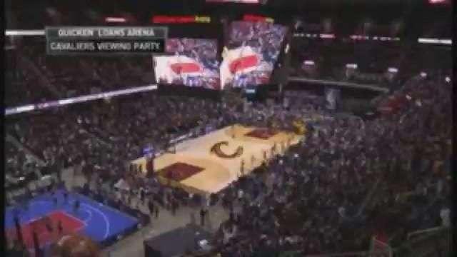 James y Smith superan a Hawks y dan ventaja a Cavaliers