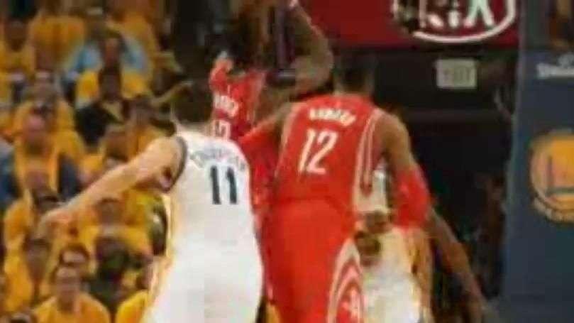 Curry pudo con Harden en finales de Conferencia Oeste