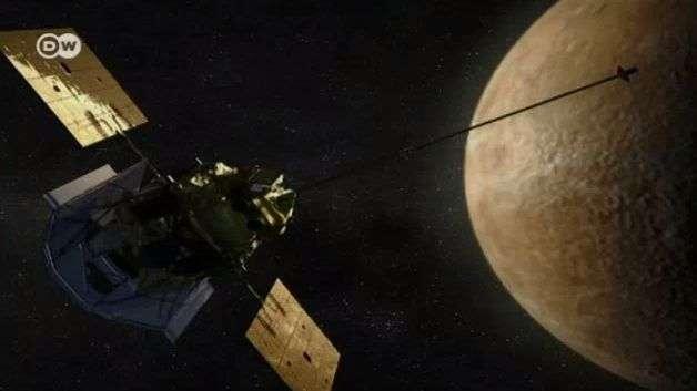 Mercurio: Los secretos del planeta