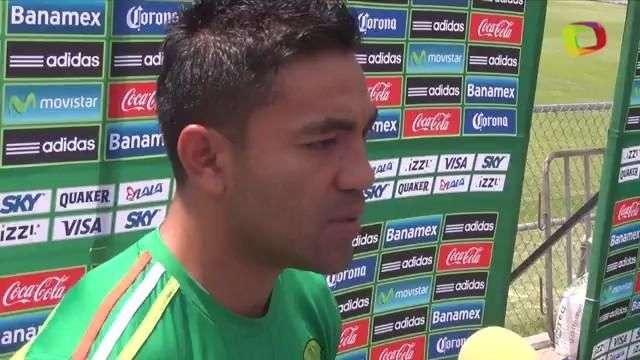 Marco Fabián buscará revancha en la Copa América
