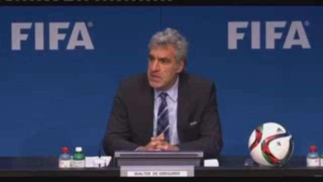 FIFA: 'Ni Presidente ni Secretario están involucrados'