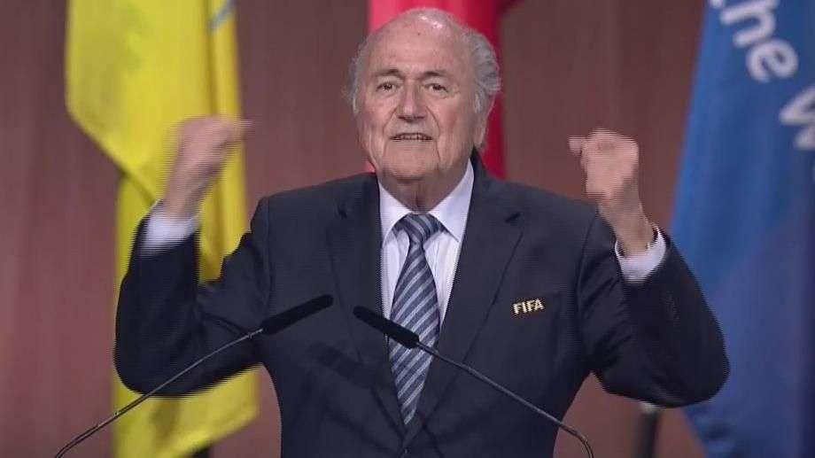 Intocable: Blatter reelecto al frente de FIFA entre polémica