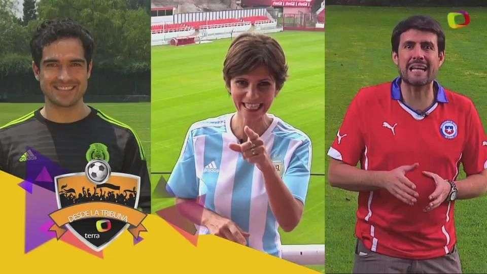 La Copa América 2015 se vive en Terra