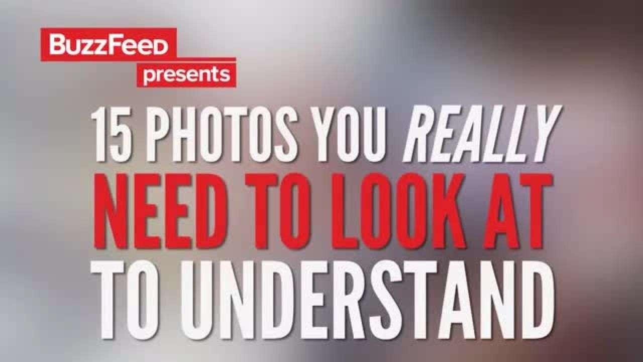 Fotos que NECESITAS ver bien para entender