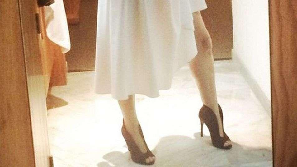 ¿20, 40, 100? Cuántos pares de zapatos tiene Julieta Venegas