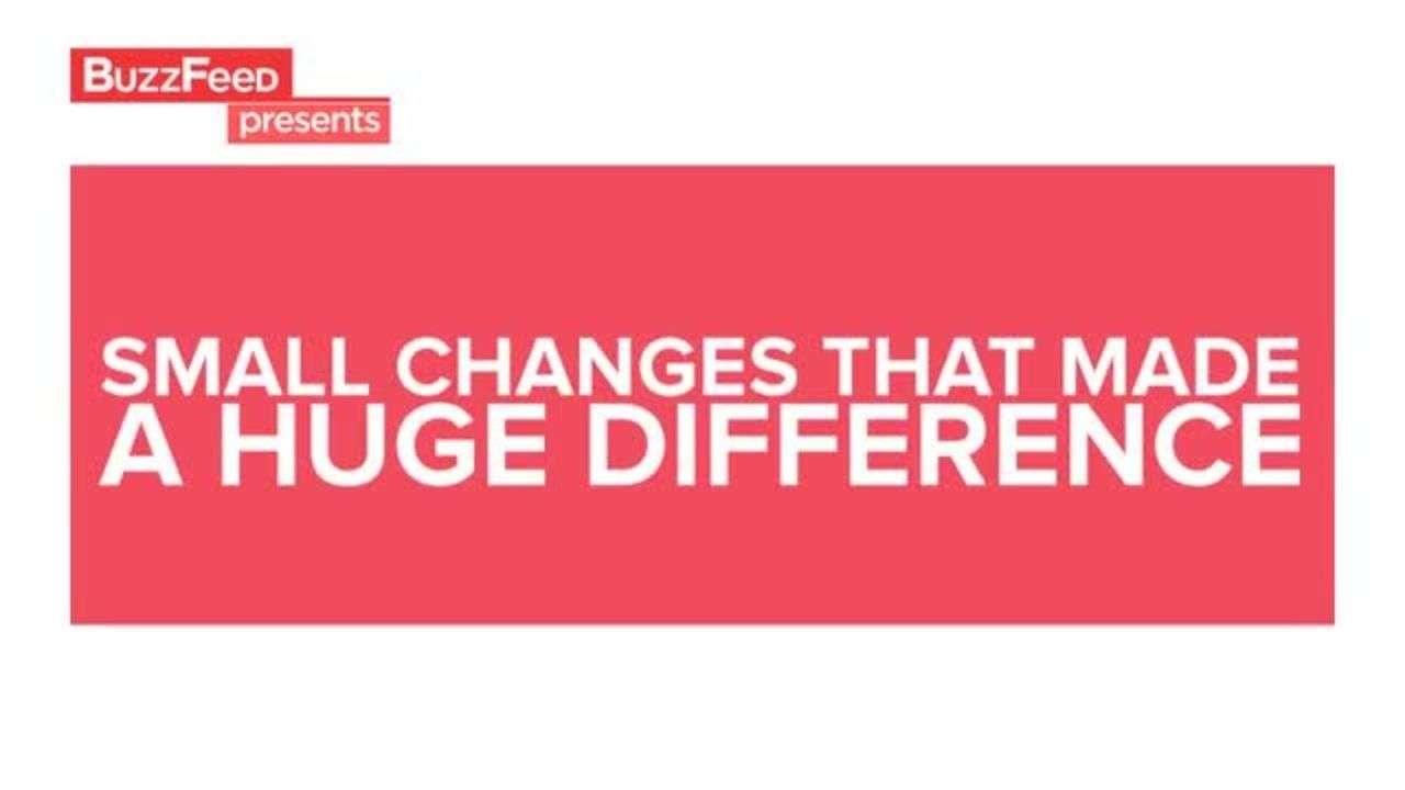 ¿Qué cambios impactan tu vida?