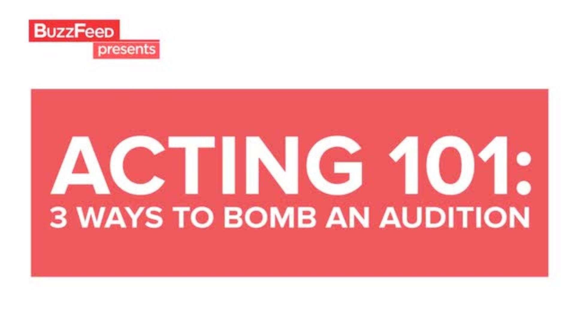 3 Formas de arrasar en tu próxima audición