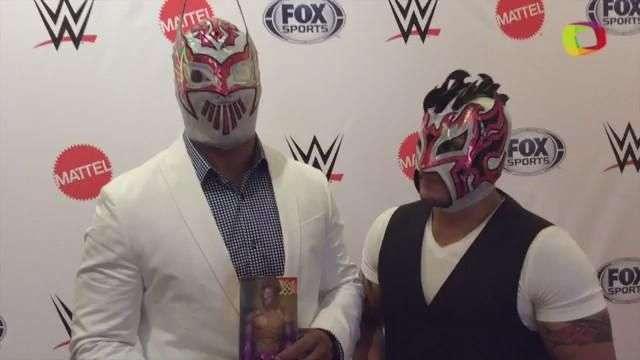 Sin Cara y Kalisto quieren llegar a México como campeones