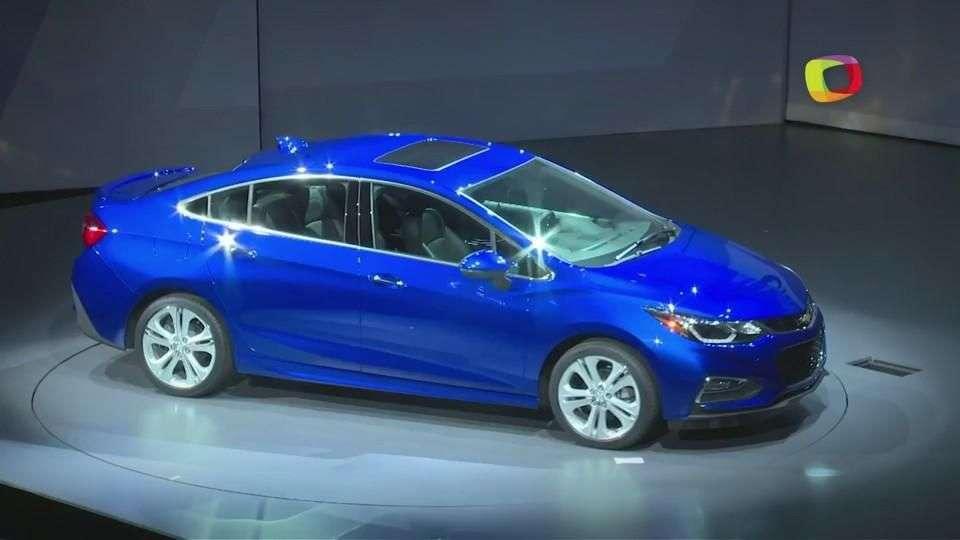 Video: El Cruze, nueva opción de rendimiento de Chevrolet