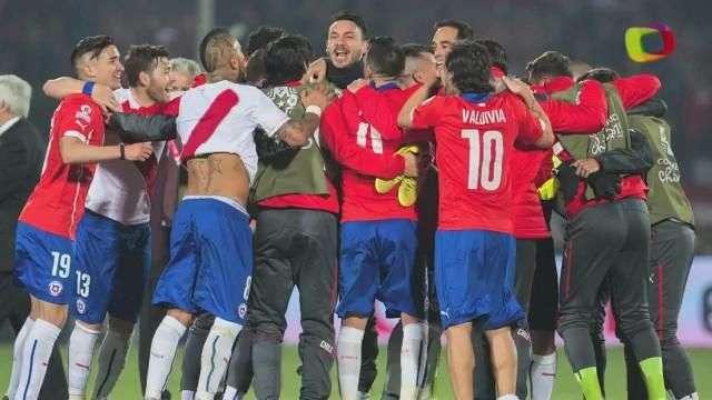 Chile avanza a la final de la Copa América 2015