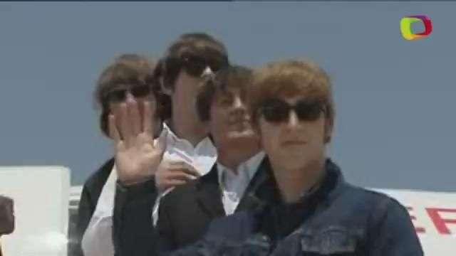 Los Beatles vuelven a Las Ventas 50 años después