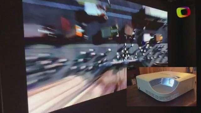 Reseñamos un proyector Casio EcoLite XJ-V1