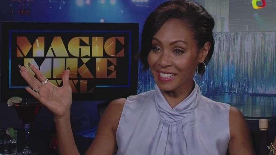 Jada Pinkett Smith, nueva hembra alfa de los hombres 'Magic Mike XXL'