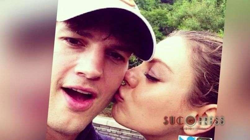 Ashton Kutcher y Mila Kunis, casados en secreto