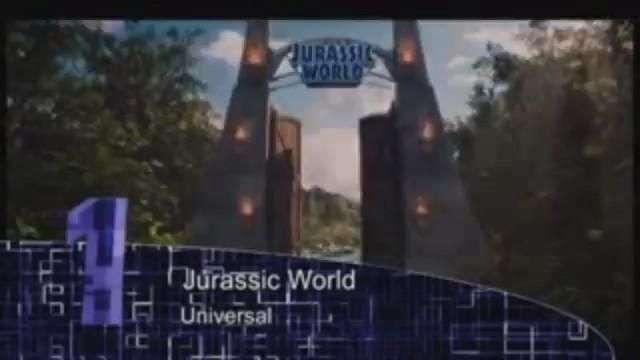 """Jurassic World"" sobrevive a ""Terminator""-"
