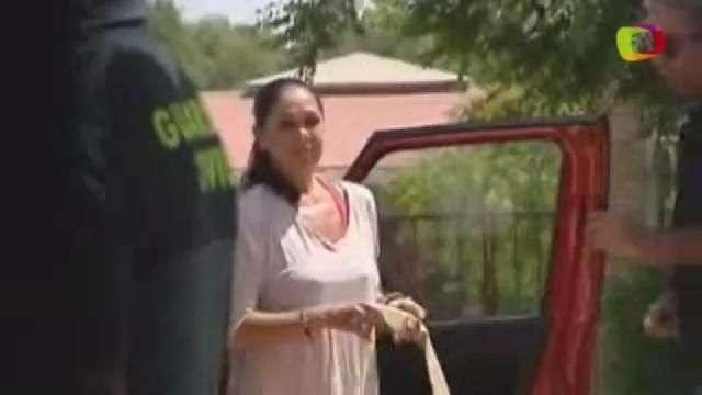 Isabel Pantoja vuelve a la cárcel después de pasar veinte días en el hospital