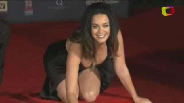 Katy Perry deja su marca en Hollywood