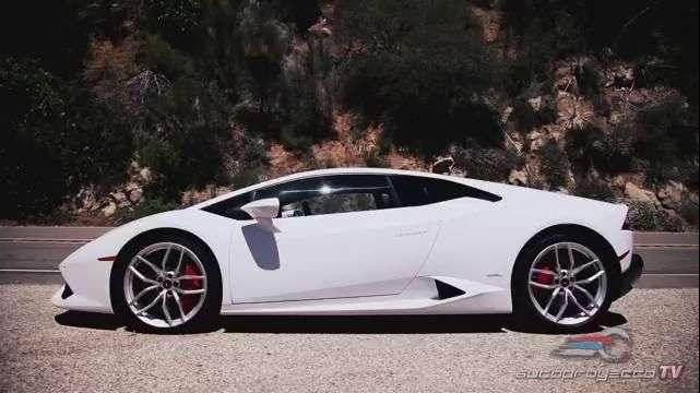 Rompemos el asfalto en Lamborghini Huracan 2015