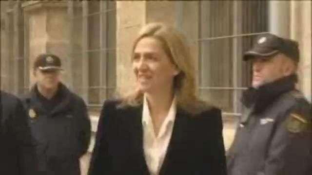 El juicio contra la hermana del rey de España comenzará el 11 de enero