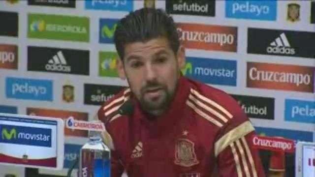 """Nolito prefiere no pensar en el Barça: """"Desconecto de todo lo que se dice"""""""