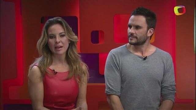 Kate del Castillo y Juan Pablo Raba en 'The 33'
