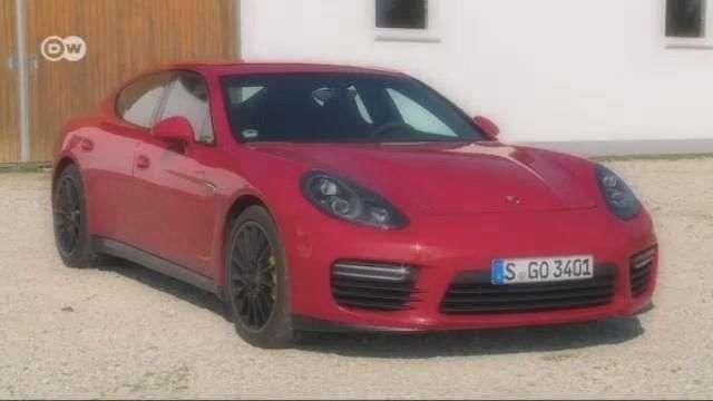 A la vista: Porsche Panamera GTS