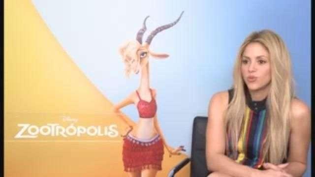Shakira: Estaría bien que la música funcionara como el cine de animación
