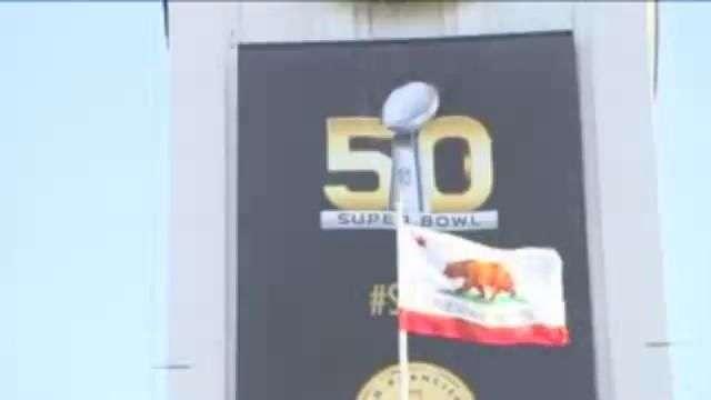 San Francisco se prepara para acoger la final de la Super Bowl