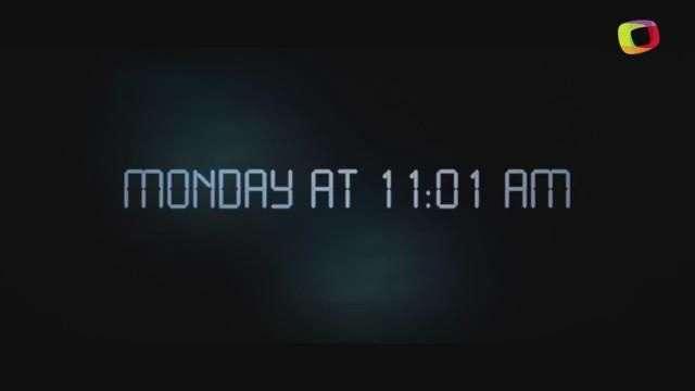 Qué pasará el Lunes a las 11:01 de la mañana?