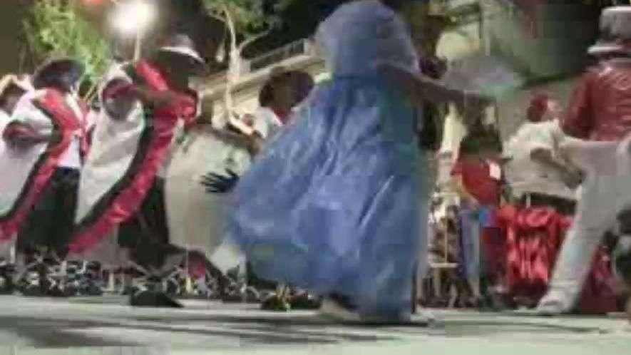 La fiesta cumbre del Carnaval uruguayo cumple 60 años