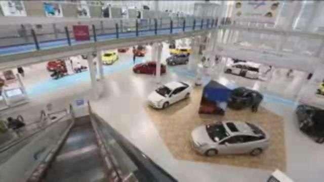 Beneficios récord en Toyota pese al descenso global de sus ventas